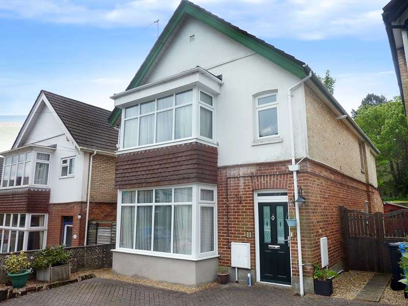 4 Bedrooms Detached House for sale in Alexandra Park, Lower Parkstone, Poole, Dorset, BH14
