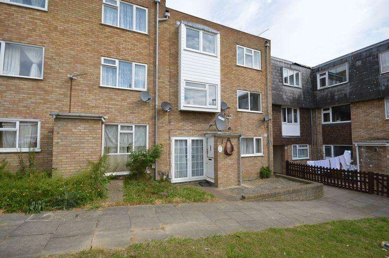 2 Bedrooms Apartment Flat for sale in Copenhagen Close, Luton