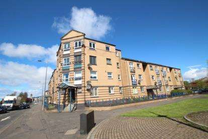 2 Bedrooms Flat for sale in Glasgow Road, Clydebank