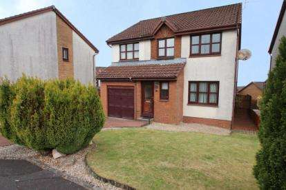 4 Bedrooms Detached House for sale in Pirleyhill Drive, Shieldhill