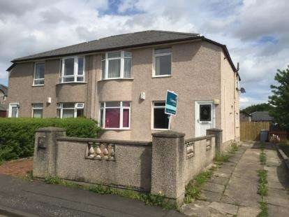3 Bedrooms Flat for sale in Kingsacre Road, Glasgow, South Lanarkshire