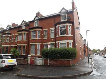 5 Bedrooms End Of Terrace House for sale in East Road, Longsight, Manchester, Greater Manchester