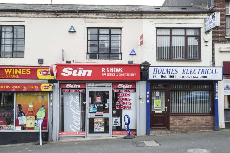 Shop Commercial for sale in Birmingham Street, Oldbury