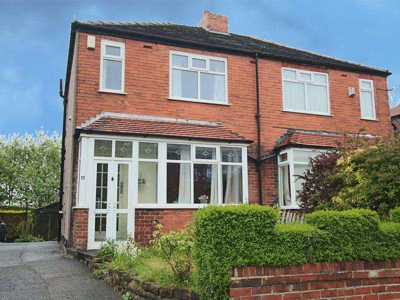 2 Bedrooms Semi Detached House for sale in Alder Road, Castleton OL11 2PP