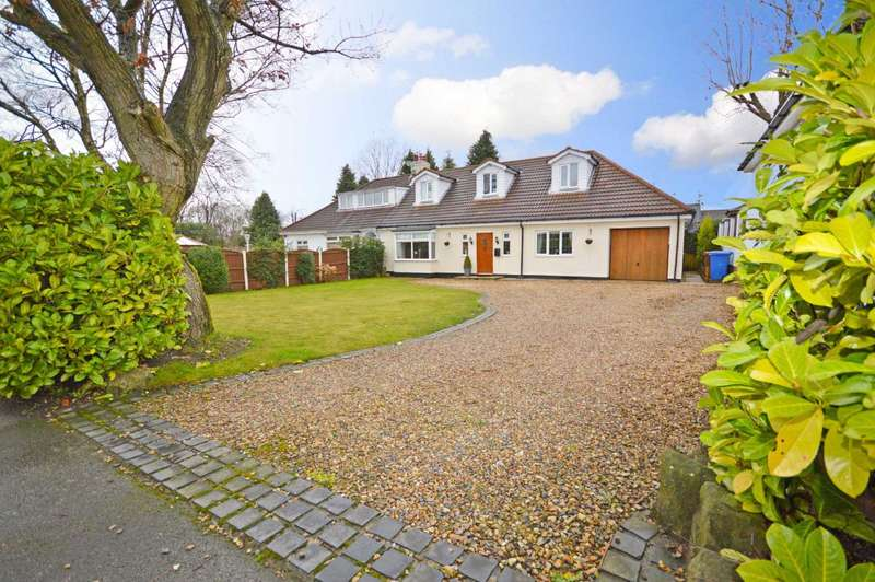 4 Bedrooms Semi Detached House for sale in Holly Road, High Lane