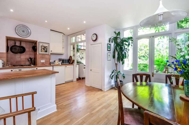 2 Bedrooms House for rent in Greenend Road, Chiswick, W4