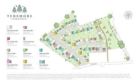 4 Bedrooms Detached House for sale in Tedsmore Grange, Plot 2, West Felton, Oswestry