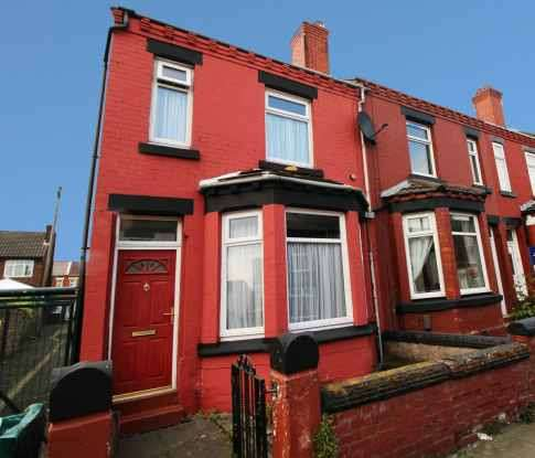3 Bedrooms Terraced House for sale in Eric Street, Widnes, Cheshire, WA8 6QP