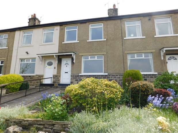 2 Bedrooms Terraced House for sale in West End Terrace, Shipley