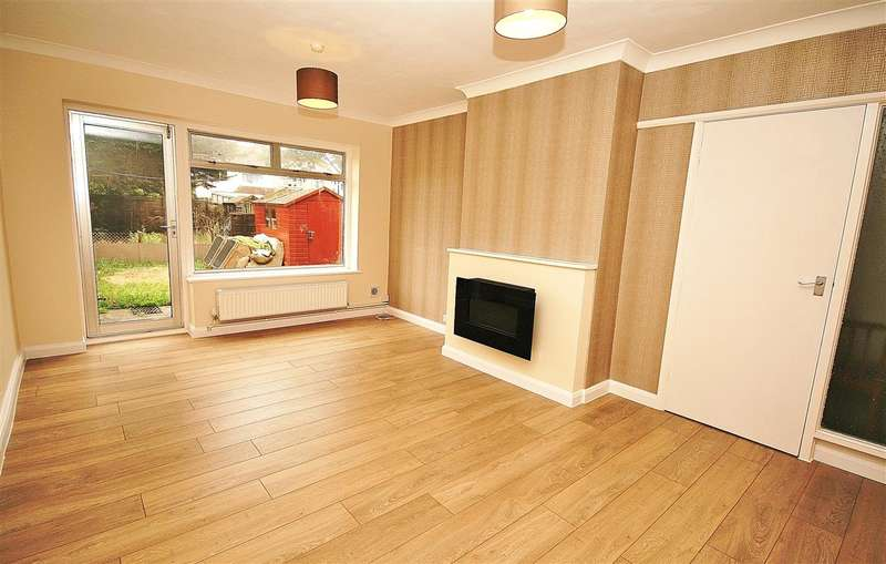 2 Bedrooms Maisonette Flat for sale in Fairey Avenue, Hayes