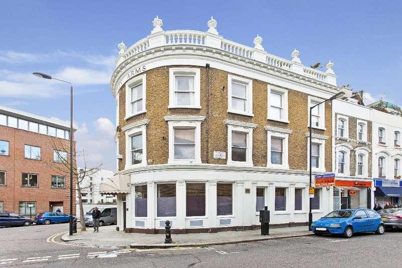 1 Bedroom Flat for sale in Bramley Road
