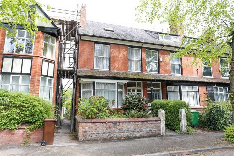 4 Bedrooms End Of Terrace House for sale in Bamford Road, Didsbury, Manchester