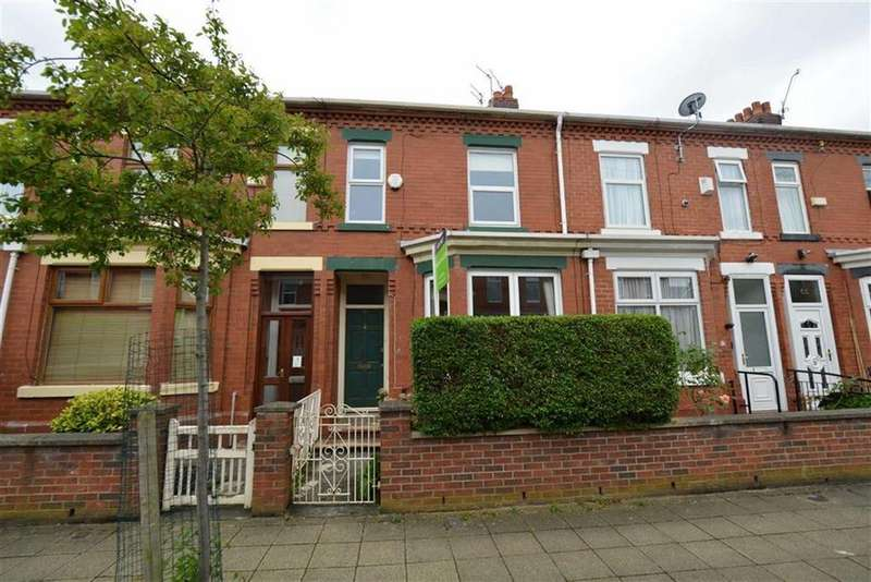 3 Bedrooms Terraced House for sale in Carlton Street, OLD TRAFFORD, Manchester