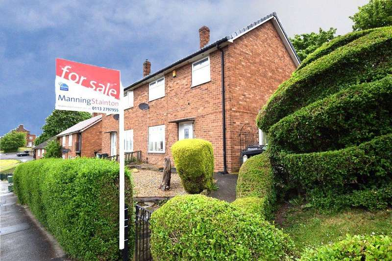 3 Bedrooms Semi Detached House for sale in Farrow Road, Leeds, West Yorkshire