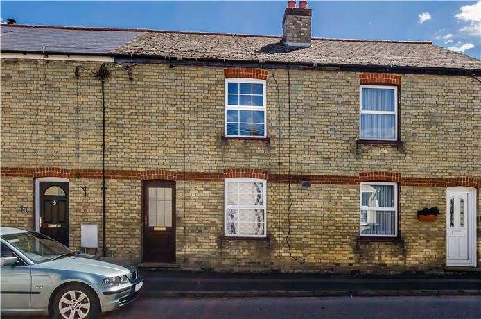 2 Bedrooms Terraced House for sale in Main Street, Little Downham, Ely