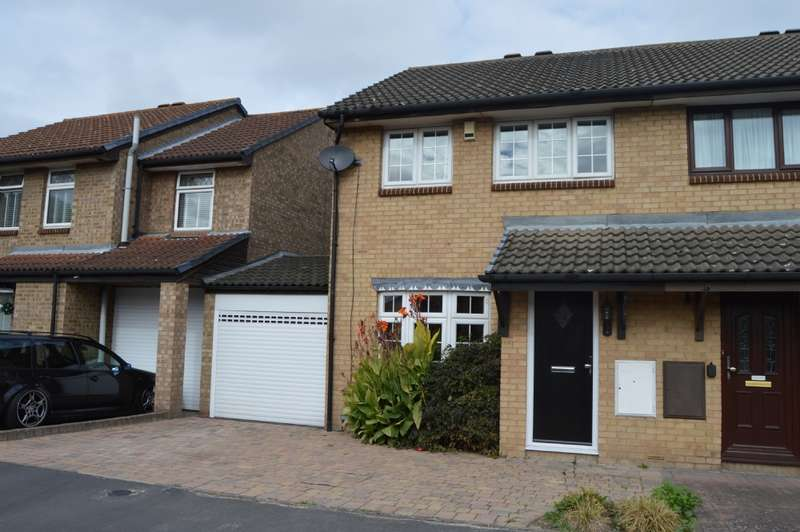 4 Bedrooms Semi Detached House for sale in Juniper Way, Harold Wood