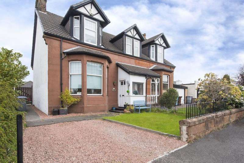 3 Bedrooms Villa House for sale in 17 Anniesdale Avenue, Stepps, Glasgow, G33 6DR