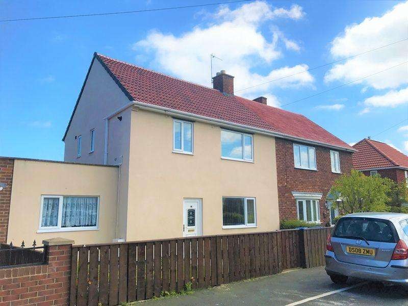 3 Bedrooms House for sale in Cook Grove, Peterlee