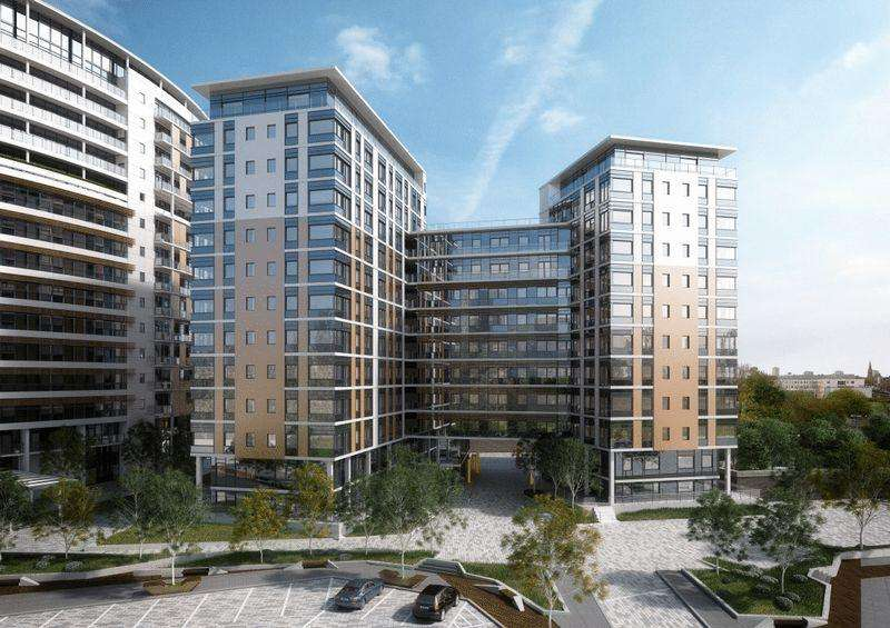 1 Bedroom Apartment Flat for sale in Grapnel Apartments, Fortis Quay
