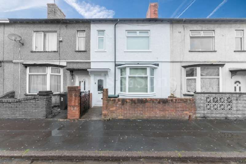 3 Bedrooms Terraced House for sale in Cromwell Road, Lliswerry, Newport. NP19 0HS