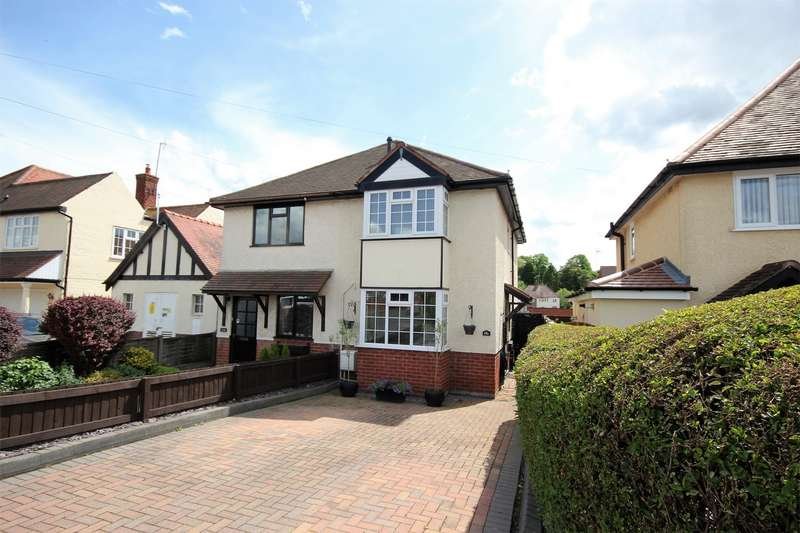 2 Bedrooms Semi Detached House for sale in Bilford Road, Worcester