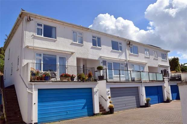 3 Bedrooms Town House for sale in Budleigh Salterton, Devon