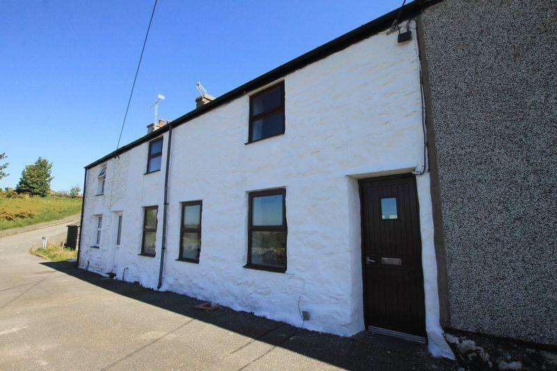 3 Bedrooms Terraced House for sale in Bethesda, Gwynedd