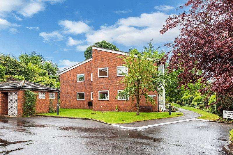 2 Bedrooms Retirement Property for sale in Marton House, Congleton
