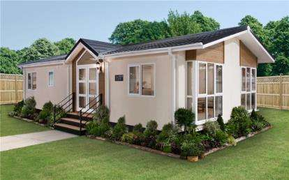 Mobile Home for sale in Woodside Home Park, Woodside Park, The Grove, Woodside