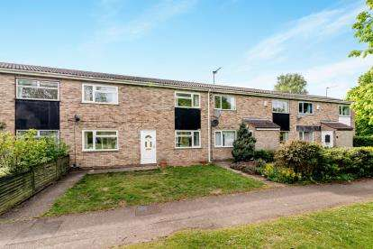 3 Bedrooms Terraced House for sale in Chantry Avenue, Kempston, Bedford, Bedfordshire