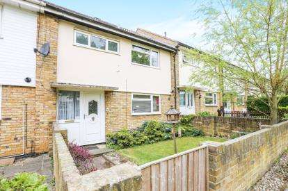 3 Bedrooms Terraced House for sale in Ellice, Letchworth Garden City, Hertfordshire, England