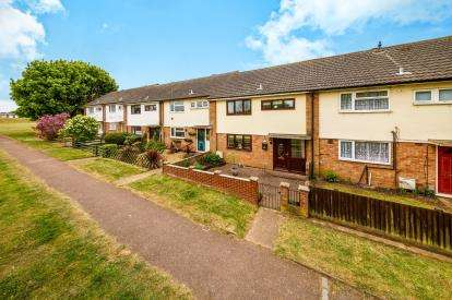 3 Bedrooms Terraced House for sale in Goldon, Letchworth Garden City, Hertfordshire, England