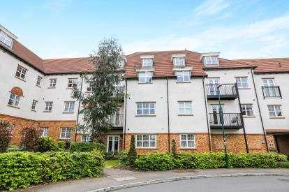2 Bedrooms Flat for sale in Wissen Drive, Letchworth Garden City, Hertfordshire