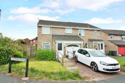 3 Bedrooms Semi Detached House for sale in Cerimon Gate, Stoke Gifford, Bristol, Gloucestershire