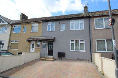 3 Bedrooms Terraced House for sale in Jersey Avenue, Brislington, Bristol