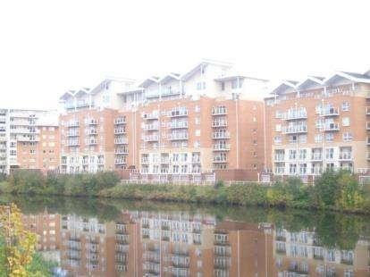 2 Bedrooms Flat for sale in Judkin Court, Heol Tredwen, Cardiff, Caerdydd