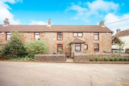 4 Bedrooms Semi Detached House for sale in Stratford Lane, West Harptree, Bristol, Somerset