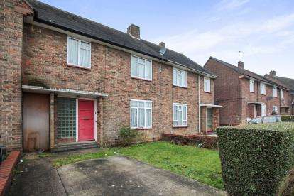3 Bedrooms Terraced House for sale in Abbots Wood Road, Luton, Bedfordshire