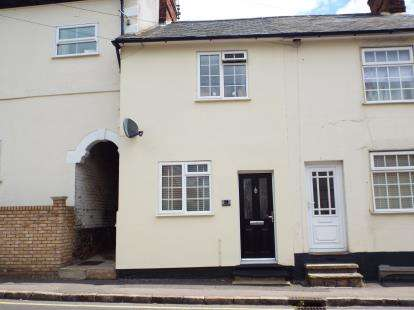 2 Bedrooms Terraced House for sale in Soulbury Road, Linslade, Leighton Buzzard, Bedfordshire