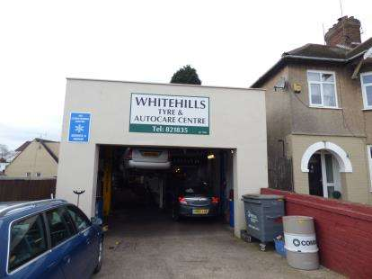 Detached House for sale in Whitehills Tyre & Autocare Centre, Greenhills Road, Northampton