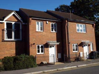 2 Bedrooms Terraced House for sale in Rudloe Drive Kingsway, Quedgeley, Gloucester, Gloucestershire