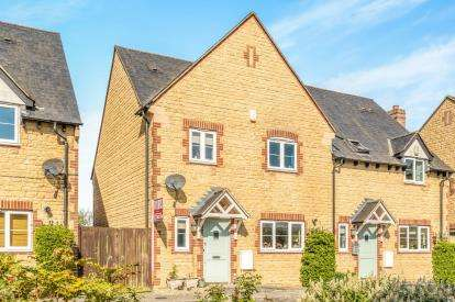 3 Bedrooms Semi Detached House for sale in The Crossway, Ardley, Bicester, Oxfordshire