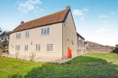 5 Bedrooms Detached House for sale in Northwick Road, Pilning, Bristol, Gloucestershire