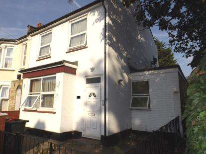 2 Bedrooms End Of Terrace House for sale in Chalgrove Road, Tottenham, London