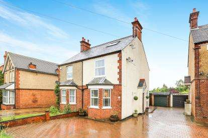 3 Bedrooms Semi Detached House for sale in Steppingley Road, Flitwick, Bedford, Bedfordshire