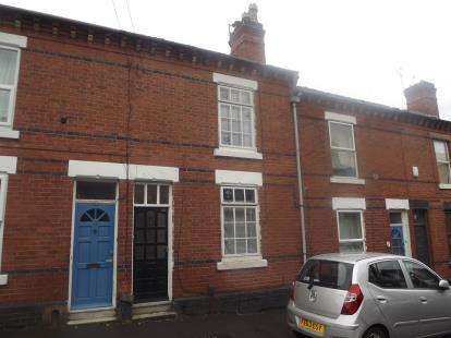 3 Bedrooms Terraced House for sale in Stepping Lane, Derby, Derbyshire