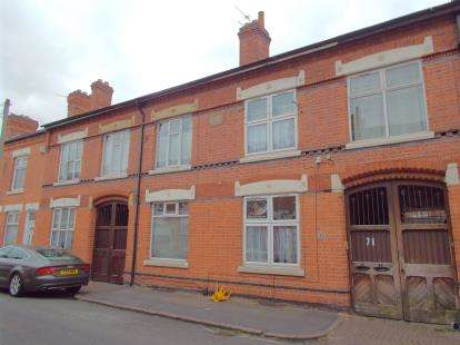 3 Bedrooms Terraced House for sale in Leire Street, Leicester, Leicestershire