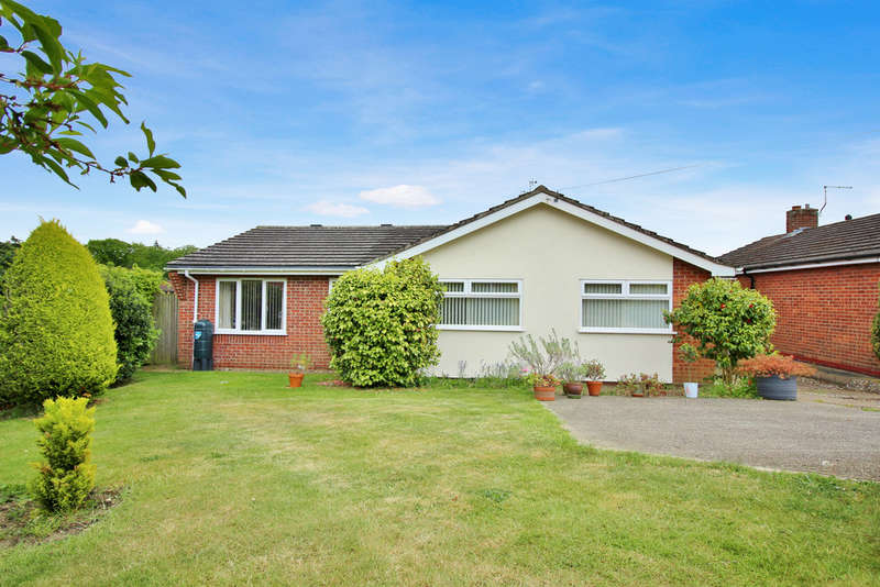 3 Bedrooms Detached Bungalow for sale in Wren Close, Eaton, Norwich
