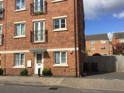 2 Bedrooms Flat for sale in William Road, Northfield, Birmingham, West Midlands