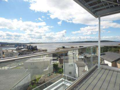 2 Bedrooms Maisonette Flat for sale in 18 Maderia Road, Weston-Super-Mare, Somerset